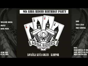 Arba Riders Birthday Party 2018.