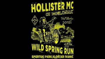 Spring Party 2018. @ Hollister MC Ch. Moslavina
