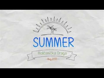 Summer Vacation 2017. - YouTube