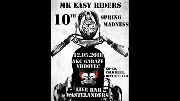 Great time @ MK Easy Riders