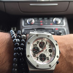 Audemars Piguet Royal Oak Offshore Watch.