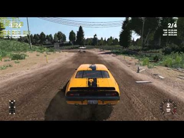 Next Car Game - Wreckfest (early access) July update