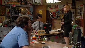 IT Crowd - S03-E05 - Friendface