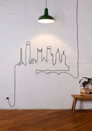 Cables And Cords Art...
