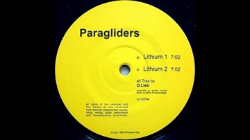 Paragliders - Lithium 1