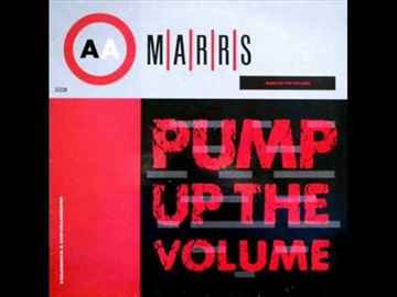 Pump Up The Volume MARRS