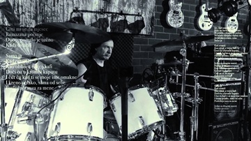 CRNO DUGME - Woodshed Sessions 2015 - Jer Kad Ostaris