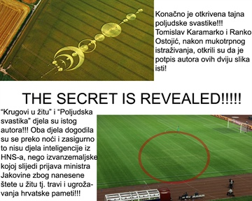 Secret is revealed!!!