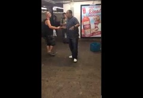 Amazing New York Subway Singer